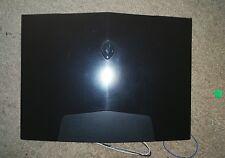 Genuine Alienware M15X P08G LCD LID BACK COVER P/N 0FP8R5 FP8R5
