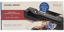 VuPoint Magic Wand Portable Handheld Scanner & Auto-Feed Dock