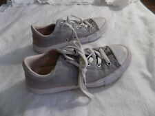 Converse Girls Sneakers, All Star, Gray, Size 2