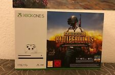 MICROSOFT Xbox One S 1TB Konsole - PLAYERUNKNOWN'S BATTLEGROUNDs NEU OVP