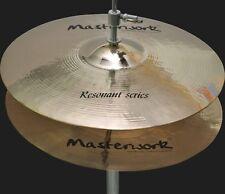 Masterwork Cymbals Resonant Series 16-inch Resonant Hi-Hat