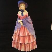 ROYAL DOULTON FIGURINE - A VICTORIAN LADY HN 728