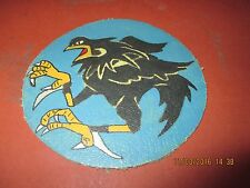 WWII USN GAMECOCKS VF-45  FIGHTING FORTY FIVE   SQUADRON  JACKET  PATCH