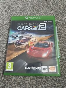 Project Cars 2 (Microsoft Xbox One, 2017)