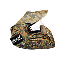 Valken Sly Annex MI-7 Marpat with thermal anti-fog clear Lens Goggle Mask NEW