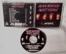 CD ALAIN MORISOD SWEET PEOPLE Natures MINT