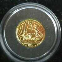 Royal Mint 1/20 oz .999 Fine Gold Miniature Proof Collection Multi Listing 1.24g