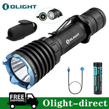 OLIGHT Warrior X 2000 Lumen USB Magnetic Rechargeable Flashlight Tactical Light