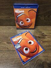 Finding Nemo (Blu-ray & Digital Hd2016) w/Slip Cover, Brand New, Sealed