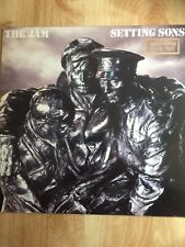 The Jam Setting Sons inc The Eton Rifles + Ltd Ed Gold Stamp POLD 5028 LP Ex