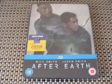 Blu Steel 4 U: After Earth : Limited Edition Steelbook Sealed Region Free