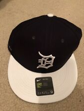 reputable site 43718 2554a Nike True Detroit Tigers Hat One Size Fits All Dry Fit Breathable