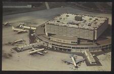 Postcard TORONTO Ontario/CANADA  Airport Terminal Bird's Eye Aerial view 1950's?