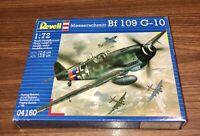 BNIB Revell 1:72 MESSERSCMITT Bf 109 G-10