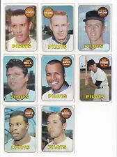 ***1969 Topps SEATTLE PILOTS PICK LOT-YOU Pick any 1 of the 7 cards for $2!***