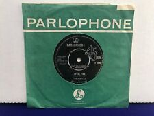 Beatles I FEEL FINE Orig 1964 Parlophone 45 UK England Spizer 5200.01Aiii