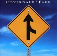 Coverdale Page - Coverdale Page [CD]