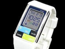 Binary Stainless Steel Band Women's Wristwatches
