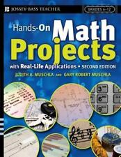 J-B Ed Hands On: Hands-On Math Projects with Real-Life Applications : Grades...