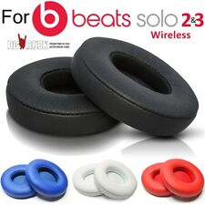 Ear Pads Cushion for Beats Solo 2 & 3 Wireless Headphone Part Replacement