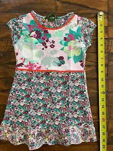 Oilily Girls Dress  Size 4 yr