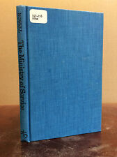 THE MINISTRY OF SERVICE By Robert Nowell - 1968, Catholic