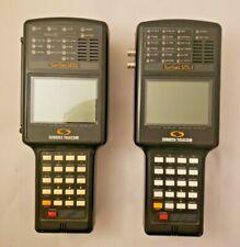 Set Of 2 Sunrise Telecom Sunset Sts 1 Amp Xdsl Communications Analyzer Untested