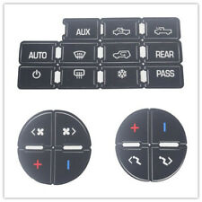 Good Quality AC Button Repair Parts Stickers for 2007-2014 GM