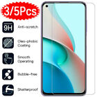 For Xiaomi Redmi Note 10 9S 9T 9 8 7 Pro 9A 9C Tempered Glass Screen Protector