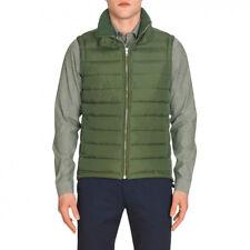 Orlebar Brown Dwight Designer Down Gilet Khaki Green Small BNWT - RRP £295