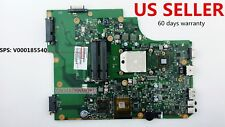 V000185540 Motherboard for Toshiba Satellite L505 L505D Laptop, AMD CPU US Loc A
