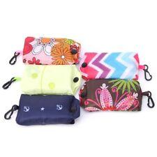Large Capacity Foldable Shopping Bag Reusable Tote Pouch Recycle Handbag Eco