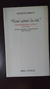 Georges PERROS - Edition Originale  / Bretagne