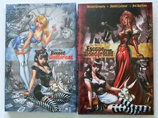 Grimm Fairy Tales Beyond + Escape From Wonderland NEW Graphic Novel Comic Book