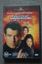 TOMORROW NEVER DIES - 007 JAMES BOND SPECIAL EDITION ( DVD , REGION 4 )