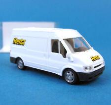 Rietze H0 31050 Ford Transit Kasten MHD Hertz Autovermietung OVP HO 1:87 Box
