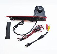 Ford Transit Custom 12-15 Door Brake Light Rear Parking Reversing Camera
