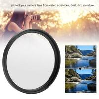 VBESTLIFE Slim UV Lens Protecting Filters For Sony/Canon/Nikon 49mm/52mm/55mm