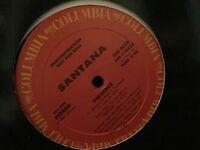 "SANTANA VERACRUZ 12""  LP 1987 COLUMBIA CAS 2630 RARE DJ PROMO COPY"