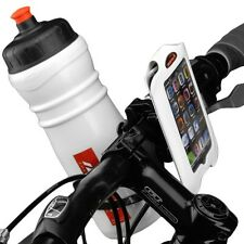 Ibera Bike White Handlebar iPhone 4/S Case PB8Q1-W (5 Pack)