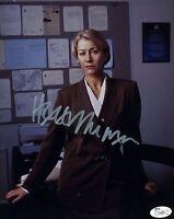 Helen Mirren Jsa Certed Signed 8x10 Photo Authentic Autograph