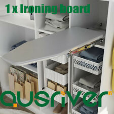 High Quality Pull Out Foldable Ironing Board Home Wardrobe Convenient Storage
