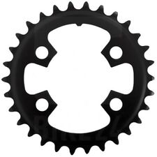 SHIMANO FC4703 TIAGRA 10 SPEED 74mm BCD 4 BOLT BLACK CHAINRING 30T INNER