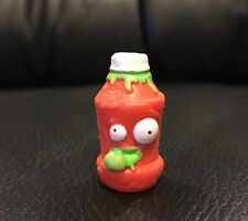 Grossery Gang Series 1 #1-056 Red Terrible Tomato Sauce
