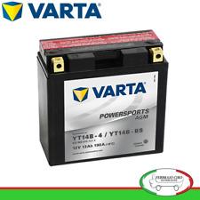 Batteria Moto AGM 5Ah 12V 13Ah 512903013 YT14B-BS YAMAHA BT 1100 BULLDOG RP05