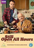 Still Open All Hours - Series 3 [DVD] [2016][Region 2]
