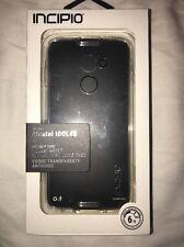 Incipio Alcatel Idol 4S Transparent Impact Absorbing Phone Case OEM NEW
