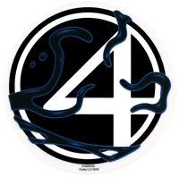 Funko POP! Sticker GameStop Exclusive Venomized Fantastic Four
