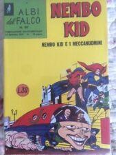 ALBI DEL FALCO NEMBO KID. lotto numeri 89/100 RISTAMPA ANASTATICA da Edicola