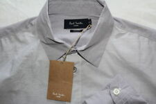 Paul Smith Classic Fit Button Cuff Formal Shirts for Men